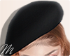 ☾ French beret