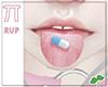  Pi  Blue Pills Tongue