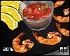 Grilled Shrimp Plater