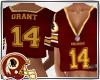Redskins Football Jersey