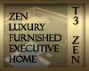 T3 Zen Luxury Furn.Exec