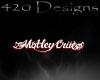 motley crue sticker