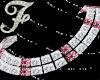 [F] diamond collar