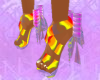 !Hot Rave Rainbow shoes
