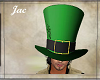 JAC...ST. PATRICK'S HAT