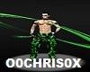 green toxic rave orbs!!
