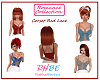 RHBE.Corset Red Lace