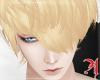 Angel Blonde bangs