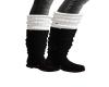 Flat Boots w Warmer