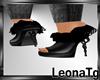 L*Black Heels
