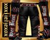 [L] Her BEAST Bk Pants M