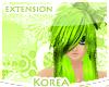 I{* Green Sin 3/4