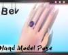 Hand Model Pose