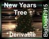 [BD] New Years Tree