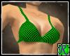 ~JRB~ Green Bikini Top