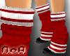 *NoA*SportyW.Socks RED