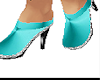 Teal Clogs V2