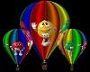 !  M&Ms Hot Air Balloon