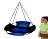 Blue Dragon Cuddle Swing