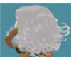 DELORES White Hair