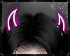 [AW] Pink Neon Horns