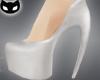 [SIN] Bent Heel White