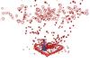 Heart w/animated Balloon