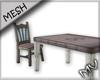 (MV) SB Chair-Table