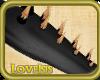 Necro Leg Spikes (L)
