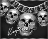 (Key)Skull chic necklace
