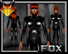 [FX] Pregnant Latex suit