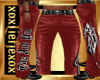 [L] Taz And Val Pants M