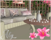 Pink Sky Sofa