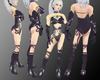 Anime Cosplay Boots