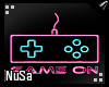 Game On Neon