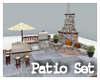 [sl]Stone patio Set