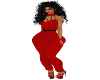~A~Rll Red Bodysuit
