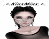 Mesh Mask- Black