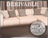 ~M~   DERIVABLE Couch