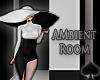 Cat~ Black & White Room