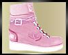 ~Pinky Sneaker Shoes~