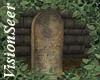 Cemetery Headstone 2