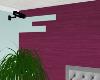 $ Purple Wall.