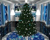 Trig Blue Christmas Tree