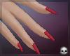 [T69Q] Nails Red Velvet