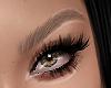 bushy brows