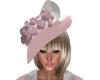 C-Vintage Hat-Pink