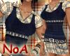 *NoA*Caro~Caro MiniDress