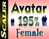Avatar Resizer 195%