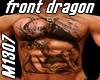 front dragon tattoo